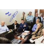 Robert O'Neill Signed 11x14 Bin Laden Situation Room Photo Insc. Never Q... - $166.31