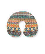Hipster Aztec Tribal Geometric Travel Neck Pillow - $28.99 CAD+