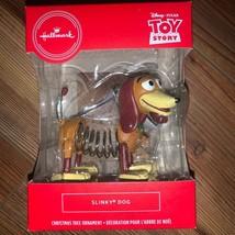 Hallmark Disney Toy Story Slinky Dog  Christmas Tree Holiday Ornament New - $20.00