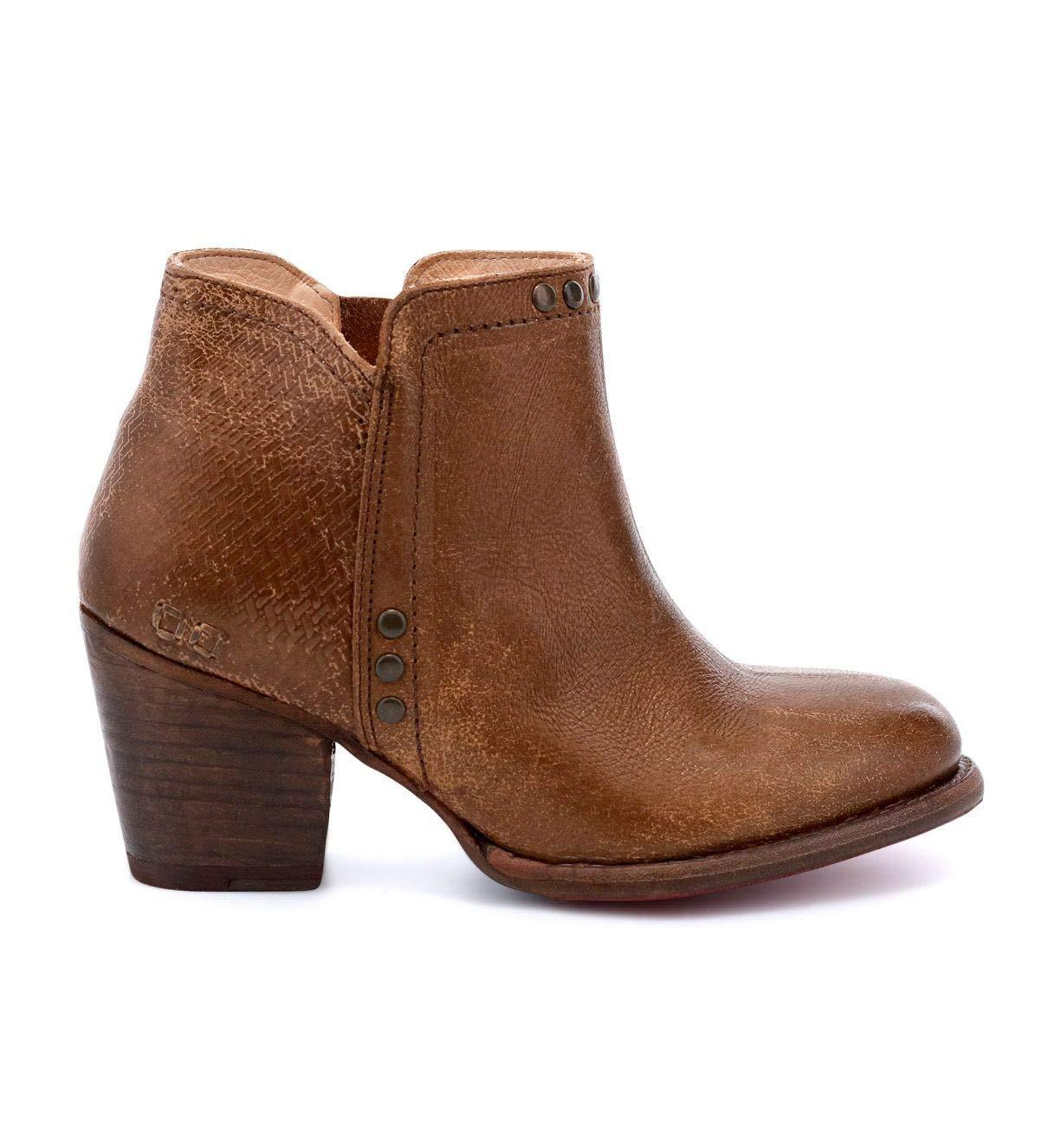 Bed|Stu Womens Yell P Leather Boot image 3