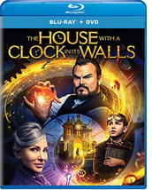 The House with a Clock in Its Walls [Blu-ray + DVD] (2018)