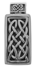 Jewelry Trends Sterling Silver Celtic Unity Knot Pendant - $33.99