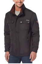 Rugged Elements Men's Trek Jacket, Black, Size XXL - $25.62