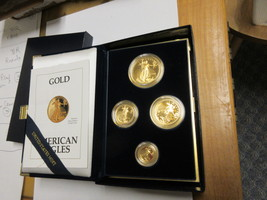1992 American Eagle Gold Proof Set - $3,295.00