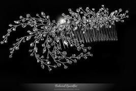 Kori Cluster Spray Hair Comb | Swarovski Crystal - $87.95