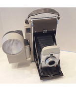 Polaroid Land Camera 80A w/ Wink Light Model 250 Untested Repair Props P... - $39.95
