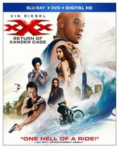 xXx: Return Of Xander Cage [2017, Blu-ray+DVD+Digital]