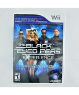 Black Eyed Peas Experience -- Limited Edition (Nintendo Wii, 2011) - $1.00