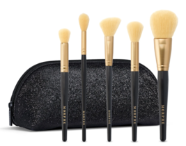 Morphe Complexion Crew 5 Piece Brush Collection - $18.95