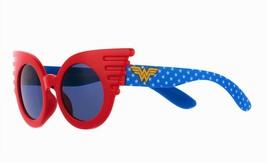 WONDER WOMAN DC JUSTICE LEAGUE 100%-UV Shatter Resistant Sunglasses NWT ... - $9.99