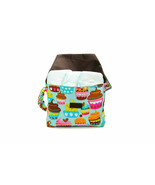 Tushy Tote by Sister Chic-Diaper & Wipe Case-1 Sweet Treats WOW! - $14.79
