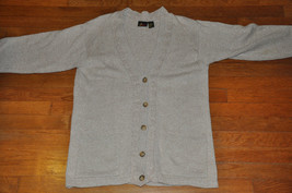 CARDIGAN SWEATER by LIZSPORT Liz Claiborne – Small – 100% COTTON S - $29.99