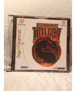 Mortal Kombat Trilogy Custom Sega Dreamcast Game. Free Shipping! - $12.99
