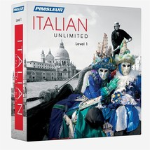 NEW Pimsleur Unlimited ITALIAN Language Course 30 Lessons - $138.59