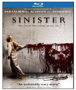 Sinister [Blu-ray] (2013) - $0.00