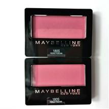 2 Pk Maybelline New York Expert Wear Eyeshadow, Fierce Fuschia, 0.08 oz. - $7.89