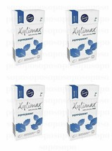 Fazer Xylimax Peppermint full xylitol pastil Candy 38g x 4 packs 152 g  5.36 oz - $11.88