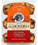 Almondina Biscuits, The Original, 4 ounce - $8.86