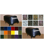 HONDA Z50A Seat Cover 1969 1970 1971 Z50  in 25 COLORS or 2-tone (ST/BW) - $27.95