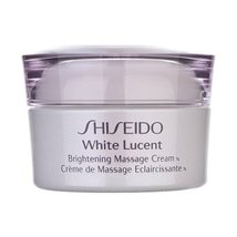 Shiseido White Lucent Brightening Massage Cream 2.8 oz - $56.99