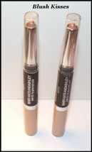 "NEW 2 x  Mary Kate & Ashley Color Lip Color Plus Lip Gloss ""Blush Kisses"" - $7.95"