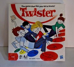 Twister Game, New Sealed In The Box 2009 By Hasbro Complete 6 & Up 2+ Pl... - $19.34