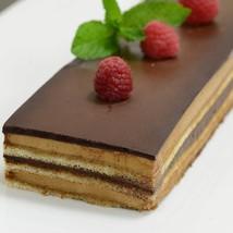 French Opera Cake - Frozen - 6 strip cakes - 24 oz ea - $271.59