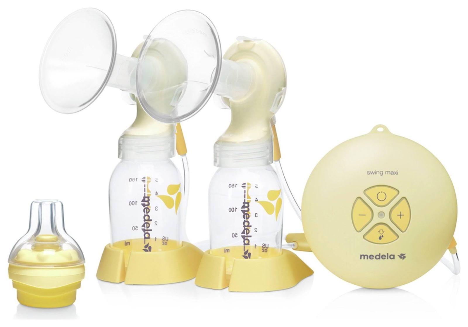 Medela Swing Maxi Double Electric Breast And 50 Similar Items