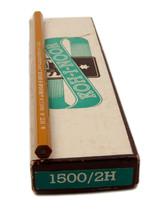 Vintage Koh-I-Noor HARDTMUTH 1500/2H pencils one dozen - $14.80