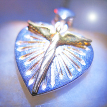 HAUNTED NECKLACE ANGEL OF RESCUE HELP MY HEART MAGICK OFFERS ONLY 7 SCHOLAR - $89,007.77