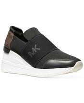 MICHAEL Michael Kors Felix Bubble Trainer Sneakers Size 6.5 - $128.69