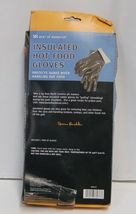 SR Best of Barbecue Insulated Hot Food Gloves Gray 1 Pair image 4