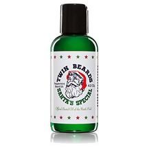 Twin Beards Santa's Special Peppermint Beard Oil 4 oz - $39.67