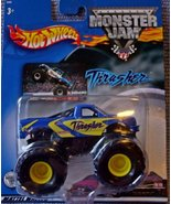 Hot Wheels Monster Jam Metal Collection 2002 THRASHER Collectible Truck ... - $11.58