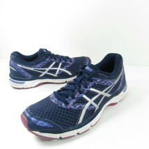 Asics Gel-Excite 4 Womens Size 9 Blue Purple Running Shoes T6E8N - $26.99