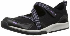 Ryka Adjustable Mesh Mary Jane Sneakers - Kailee Black 7.5 M - €49,68 EUR