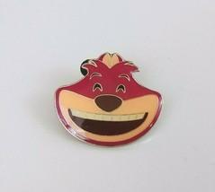 Disney Cheshire Cat Smiling Trading Lapel Pin - $8.59