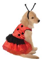 PET COSTUME LOVELY LADYBUG LARGE - $11.88