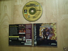 Time Commando (PlayStation) - $12.86