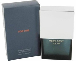 Victoria's Secret VERY SEXY FOR HIM 3.4oz/100ml Men's Cologne Spray(Imma... - $53.89