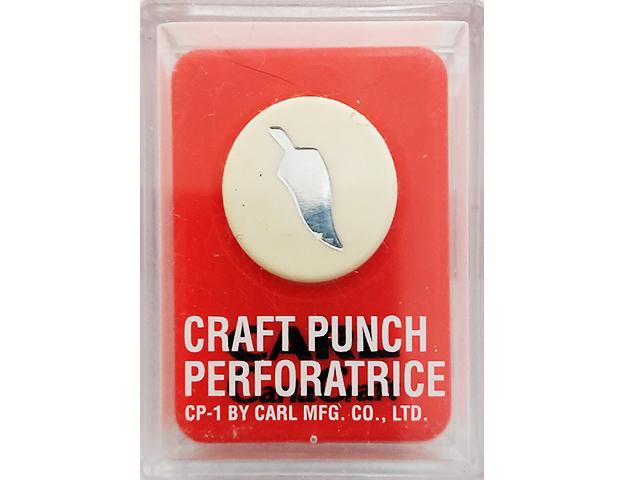 CARL Carla Craft Punch, Leaf A #CP-1