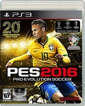 Pro Evolution Soccer 2016 - PlayStation 3 Standard Edition [video game] - $23.21