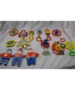 YOU PICK / CHOOSE (1) ONE VINTAGE 70S 80S BABY INFANT TOY JOHNSON AND JO... - $39.59