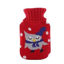 500ML Washable Soft Cover Fashion Safe Hot Water Bottle Bag-A02 - $21.47