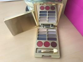 Estee Lauder 8 Eyeshadow 3 Lipstick Palette~Peacock, Newport Blue, Pink ... - $27.72