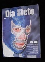 Dia Siete Semanal Lucha Libre Wrestling Blue Demon Special - $19.99