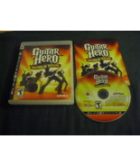 Guitar Hero: World Tour (Sony PlayStation 3 PS3, 2008) - $5.93
