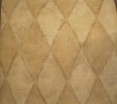 Wallpaper Harliquin Diamond Village 5807220  Beige Tan Parchment NIP - $34.64