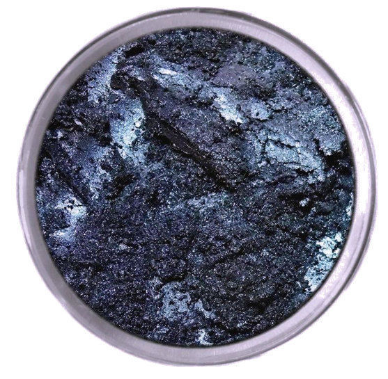 Primary image for Long Lasting Eye Shadow Sparkly Navy Blue Eye Makeup Vegan Eye Liner Holiday