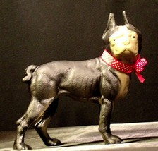 Antique Cast Iron Boxer Boston Terrier Replica AA-191739 Vintage Collectible image 2